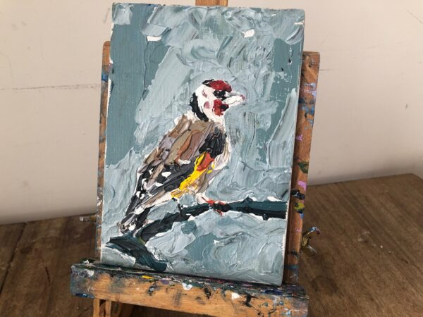 'Goldfinch' 7x5