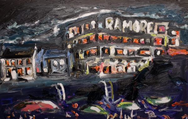 RAMORE by night